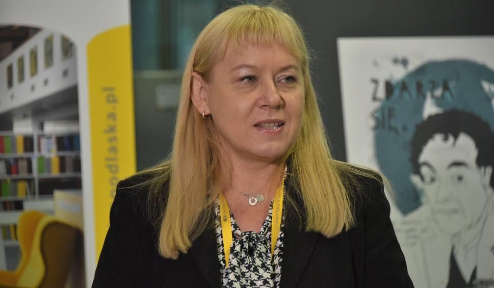 Film do artykułu: Gość Porannego: Jolanta Gadek - dyrektor Książnicy Podlaskiej [WIDEO]