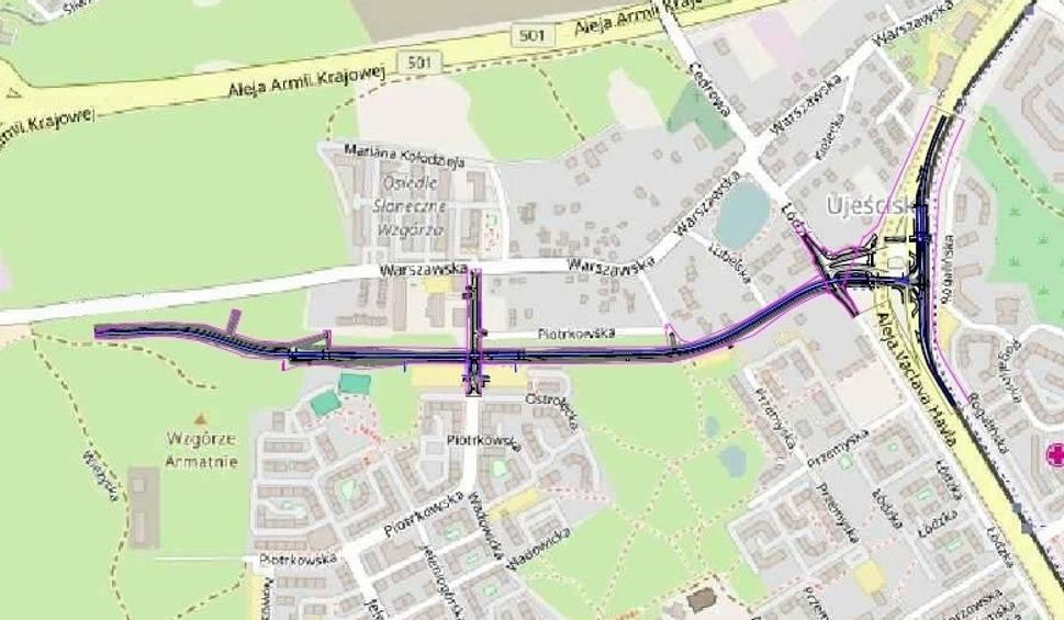 Film do artykułu: Budowa kolejnej linii tramwajowej na południu Gdańska - Nowej Warszawskiej. Magistrat dopina formalności