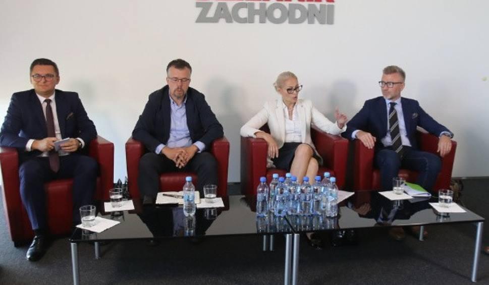 Film do artykułu: Wybory samorządowe 2018: Debata prezydencka w Dzienniku Zachodnim 16.10: Kanclerz, Gwizdak, Krupa, Makowski. Jak poradzili sobie kandydaci?
