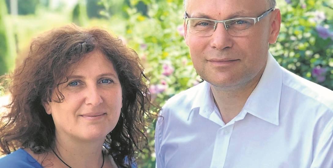 Kandydaturę żony posła Arkadiusza Mularczyka Iwony (na zdj. wraz z mężem) zaproponował prezes PiS Jarosław Kaczyński