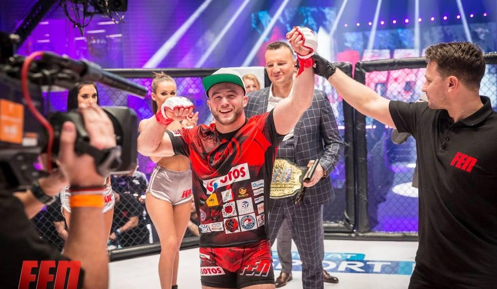 """Film do artykułu: """"Chińczyk"""" ze Szczecina: Chcę dostać się do UFC [WIDEO]"""