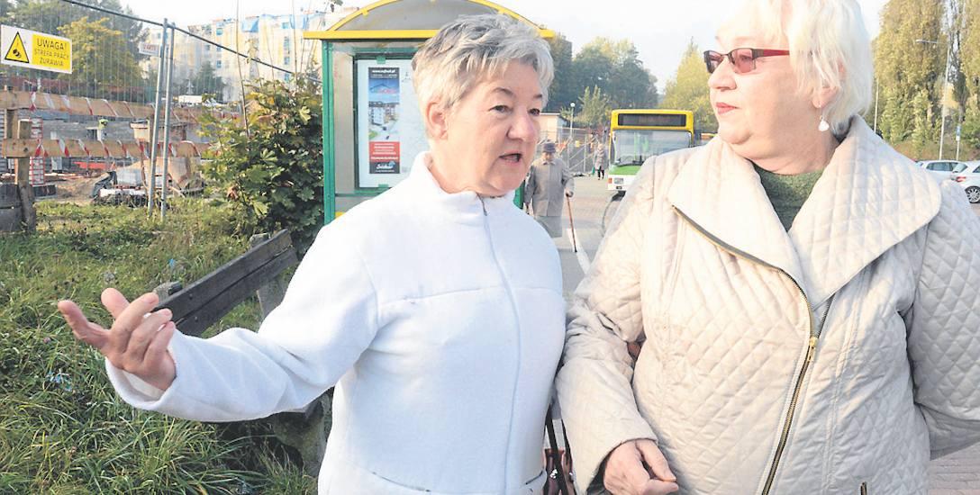Krystyna Walkowiak i Barbara Rudnicka