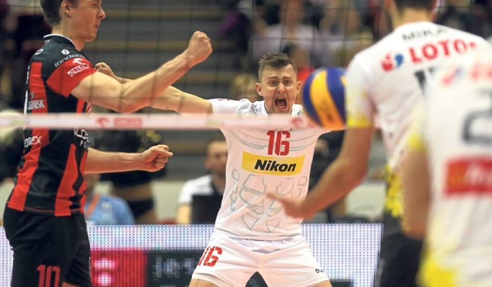 Film do artykułu: Dziś trzeci mecz Asseco Resovia - Lotos Trefl Gdańsk. Walczymy o złoto!