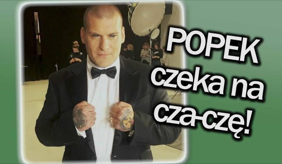 Film do artykułu: Popek czeka na cza-czę, nieziemski Messi   #TOPsportowy24