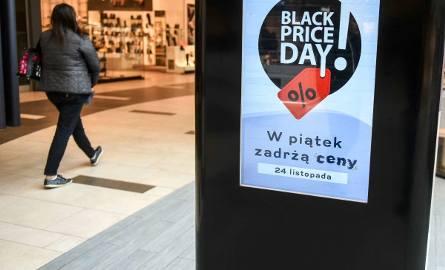 Rozpoczął się Black Friday. Czy poznaniacy rzucili się na promocje?