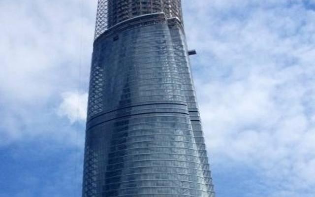 Shanghai Tower (w budowie)