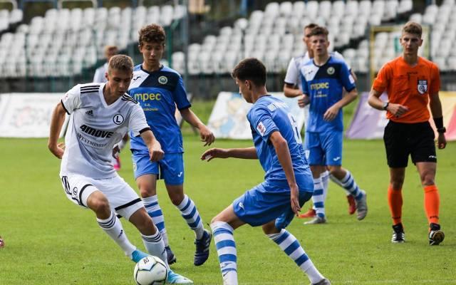 Centralna Liga Juniorów U 18 Legia I Zagłębie Z Kompletem