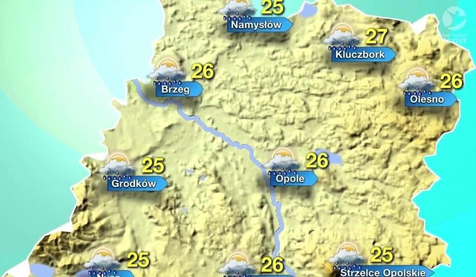 Film do artykułu: Gdzie jest burza na Opolszczyźnie? Sprawdź pogodę dla Opolskiego [30 maja 2016]