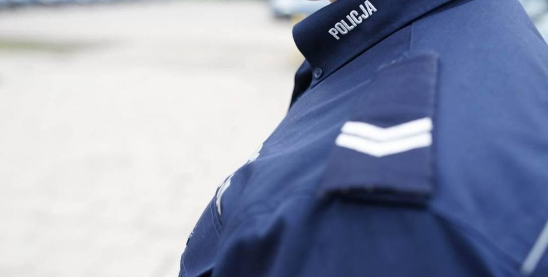 Policjant wysyłał obsceniczne zdjęcia