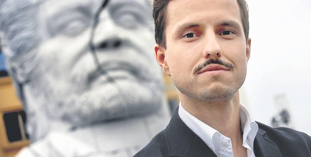 """""""Nabucco"""" Giuseppe Verdiego reżyseruje Krystian Lada"""