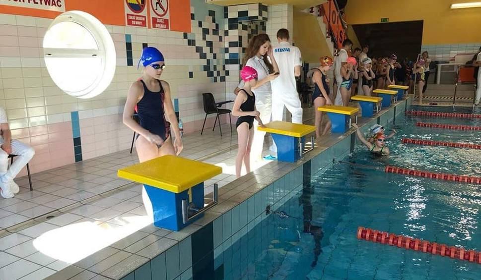 Film do artykułu: Bardzo dobre wyniki pływaków Centrum Staszów w Sandomierzu