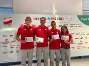 Młodzieżowe igrzyska w Argentynie. Medale to wielka zasługa łódzkich pływaków