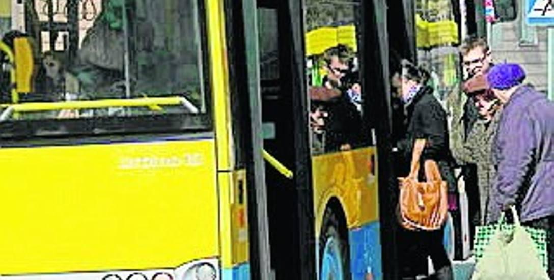 Autobusy miejskie linii nr 8 zmienią godziny odjazdów z przystanków