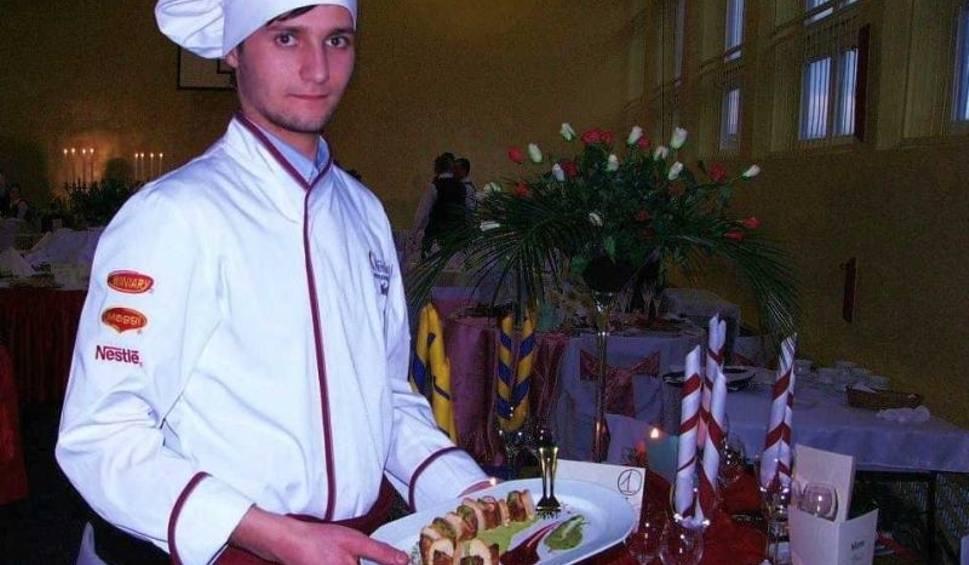 Pracował W Paryskiej Kuchni Słynnego Gordona Ramsaya Ntopl
