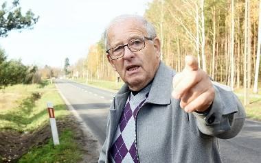 Stanisław Gruszka działa w sprawie przyłączenia do kanalizacji kolejnych posesji w Ochli. - Półtora tygodnia temu dowiedziałem się, że część Ochli nie