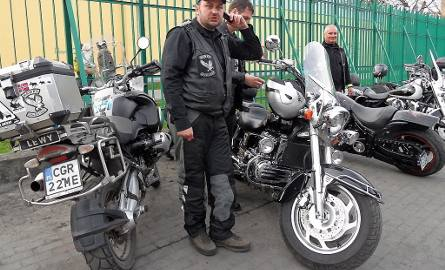 Grudziądzcy motocykliści sami chętnie oddają krew. Dla krwiodawców chcą przygotować nagrody a dla wszystkich fajną imprezę.