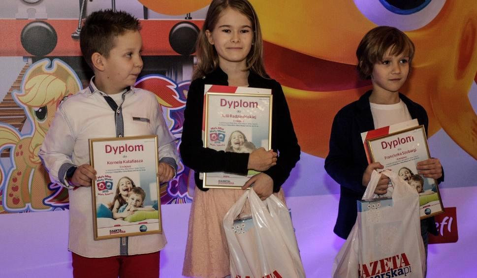 Film do artykułu: Mała Miss, Mały Mister, Małe Talenty - rozdaliśmy nagrody!