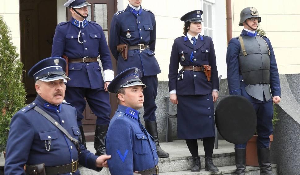 Film do artykułu: Radomscy rekonstruktorzy na I Wielkopolskim Rajdzie Szlakiem Policji Państwowej