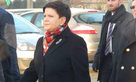 Premier Beata Szydło na uroczystościach barbórkowych w Brzeszczach [ZDJĘCIA, WIDEO]