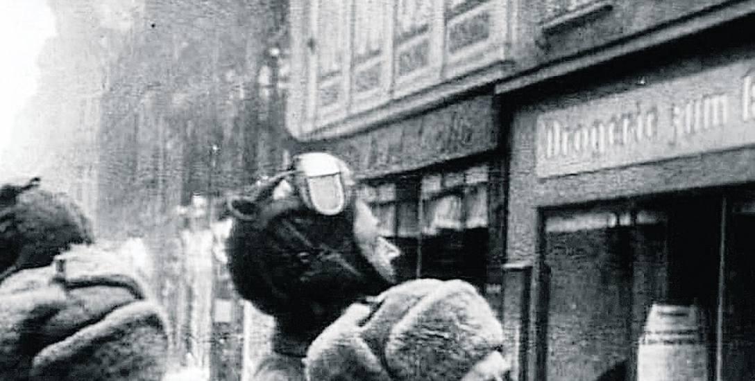 Marzec 1945 - czas apokalipsy. Koniec świata niemieckich koszalinian