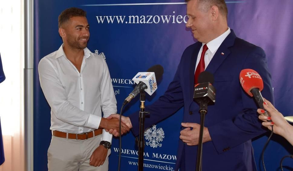 Film do artykułu: Leandro Rossi Pereira, piłkarz Radomiaka, już z polskim obywatelstwem