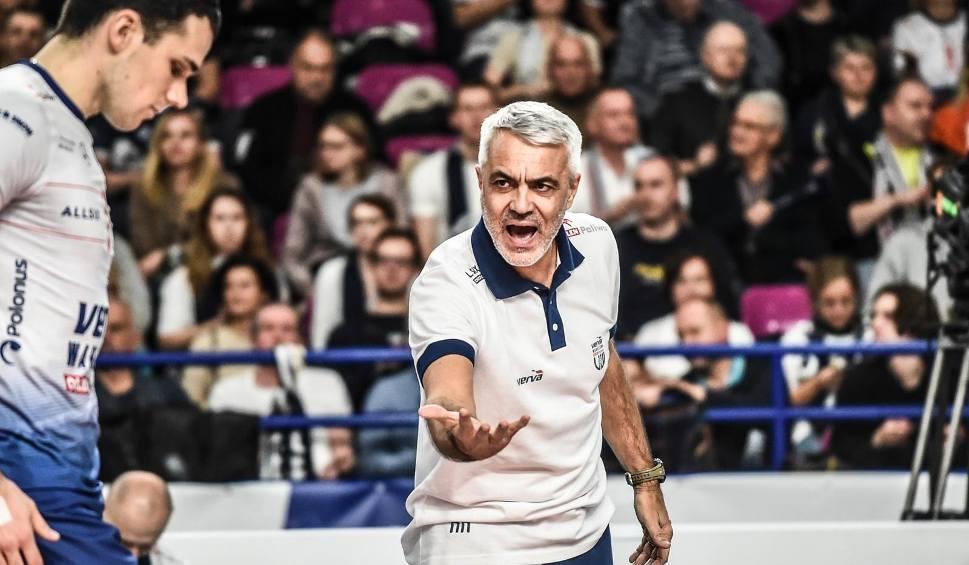Film do artykułu: Andrea Anastasi: Od dwóch miesięcy przygotowywałem zespół do meczu z Lechią w Pucharze Polski [WIDEO]