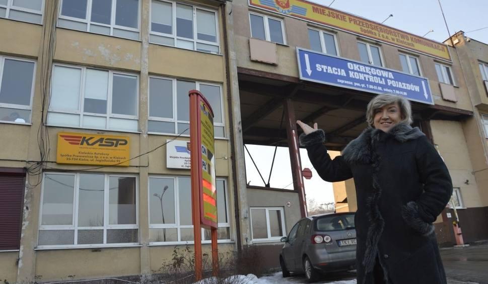 Film do artykułu: Siedziba Miejskiego Przedsiębiorstwa Komunikacji w Kielcach będzie odnowiona