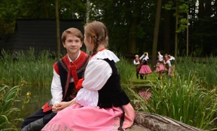 Międzynarodowy Festiwal Folkloru w Rybniku na 45-lecie Przygody