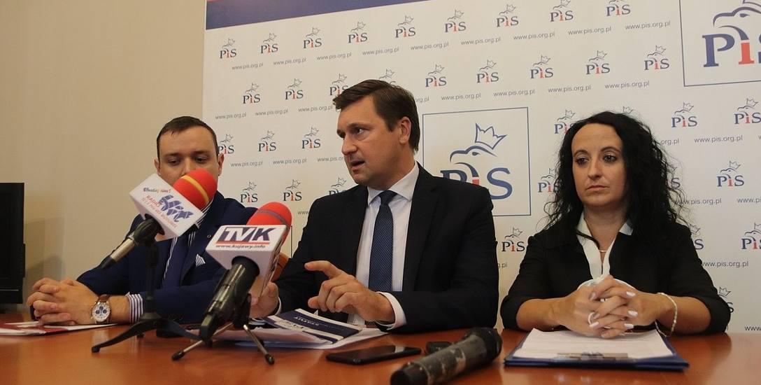 Poseł Łukasz Zbonikowski startuje na senatora z listy Patriotów i Samorządowców. To nowy PiS?