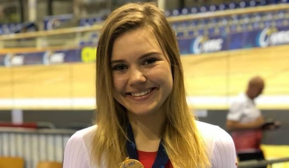 Film do artykułu: Sibiak znów z medalem Młodzieżowych Mistrzostw Europy