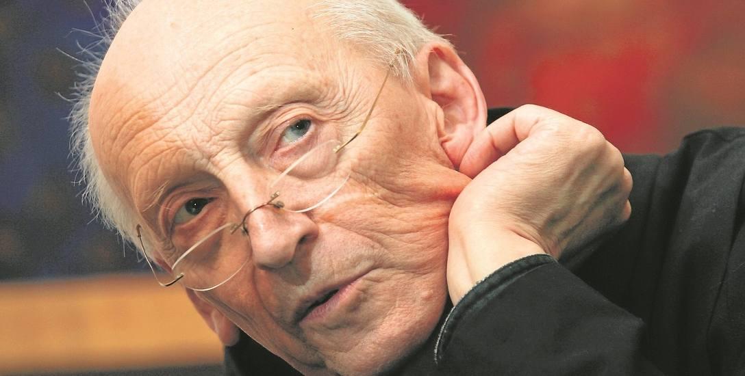 Ojciec Leon Knabit jest zdecydowanie najstarszym blogerem w Polsce