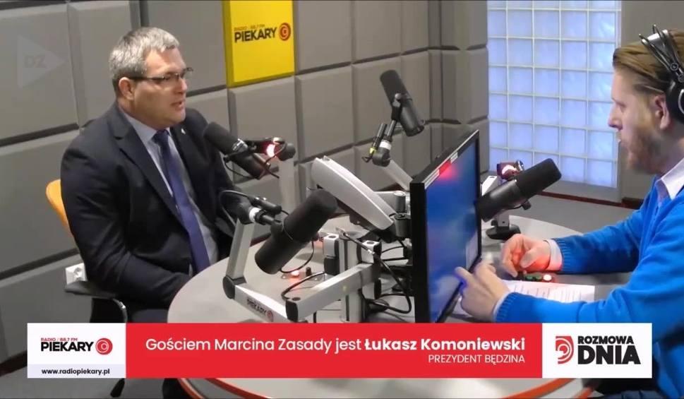 Film do artykułu: Komoniewski: Będzin dołoży się do pomnika Korfantego w Warszawie. Umiemy się zjednoczyć, gdy idea jest dobra GOŚĆ DNIA DZ I RADIA PIEKARY