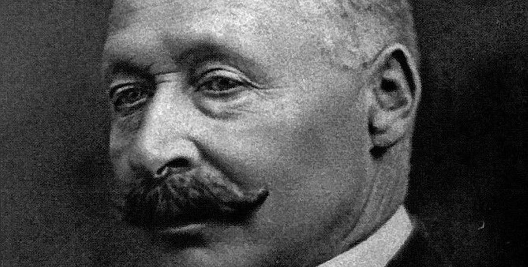 Ludwik Mieczkowski - pierwszy burmistrz Ostrowi Mazowieckiej