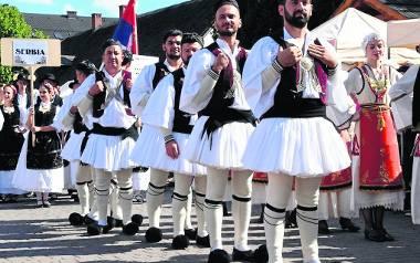 Tydzień Kultury Beskidzkiej to okazja, by z bliska zobaczyć folklor z różnych stron świata