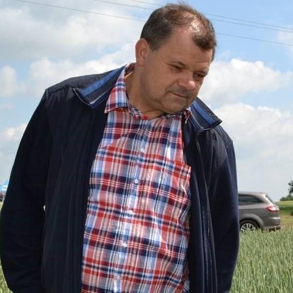 Piotr Doligalski gospodaruje w  Kowrozie, pow. toruński. To członek zarządu Polskiego Związku Producentów Roślin Zbożowych