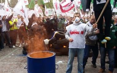 Jesień protestów: Strajk górników, nauczycieli, pielęgniarek