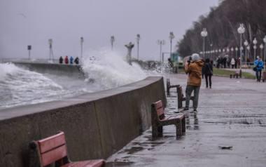 Gdzie woda wystąpi z brzegów? Urząd Morski w Gdyni przygotował symulacje zagrożenia powodziowego