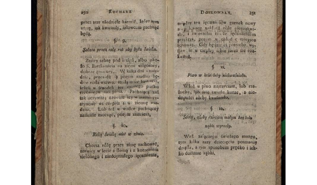 Staropolska Kuchnia Oto Przepisy Z Najstarszych Polskich