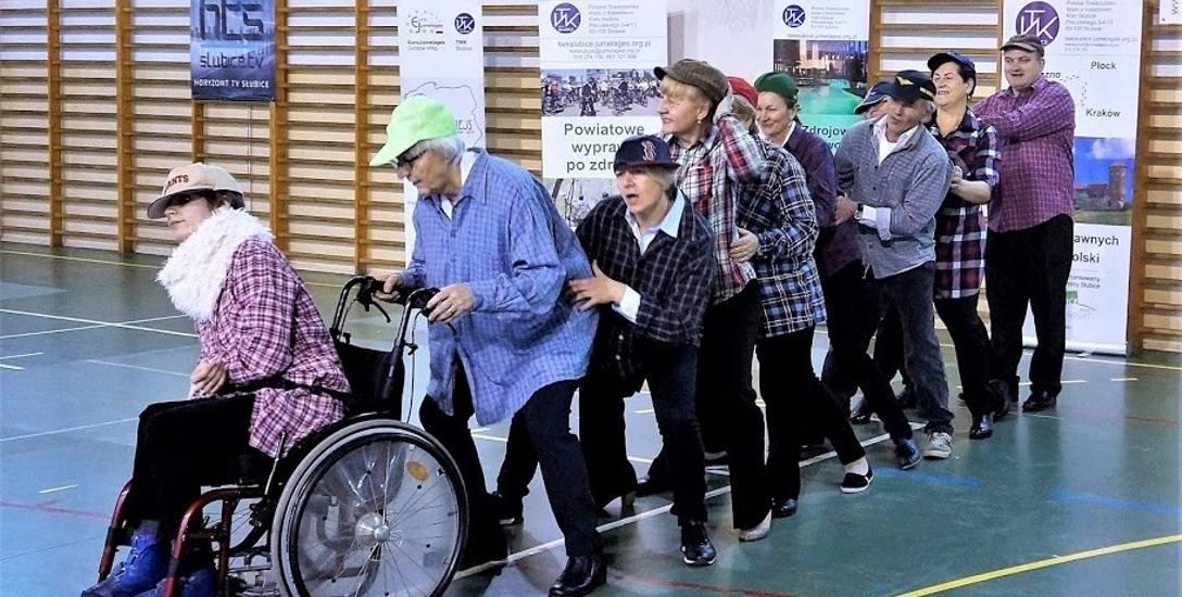 Warsztaty wokalne i taneczne - taką inicjatywę lokalną wspólnie z urzędem zrealizowało Towarzystwo Walki z Kalectwem