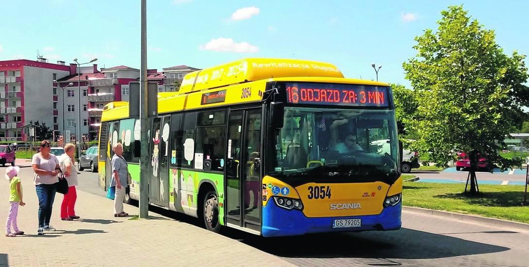 Pasażerowie ocenili atrakcyjność komunikacji miejskiej w Słupsku