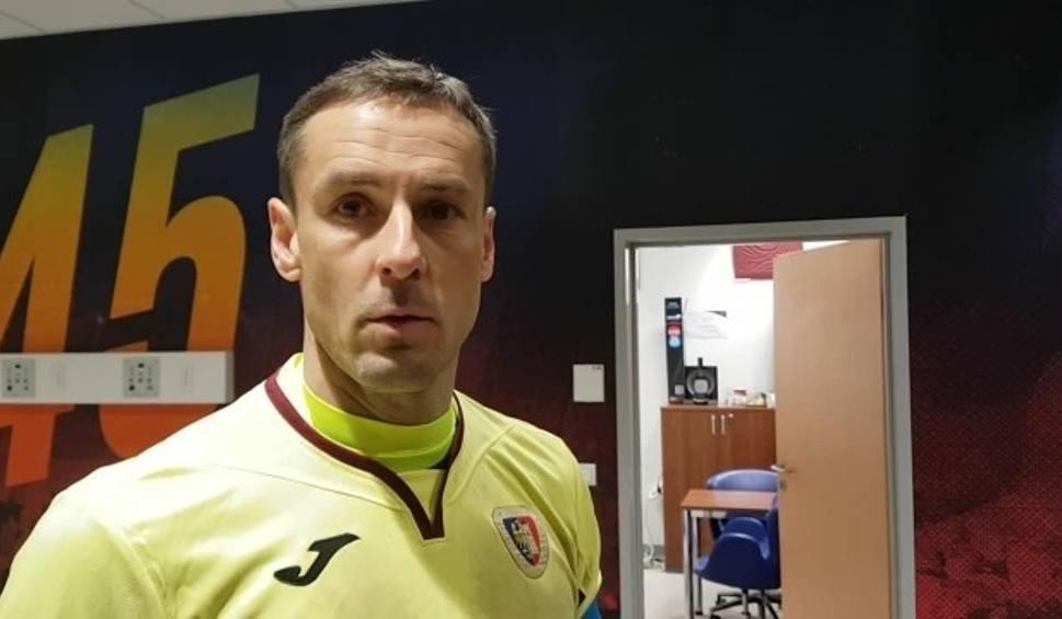 Film do artykułu: Jakub Szmatuła ocenia mecz z Zagłębiem: Przy odrobinie szczęścia mogliśmy zwyciężyć [WIDEO]