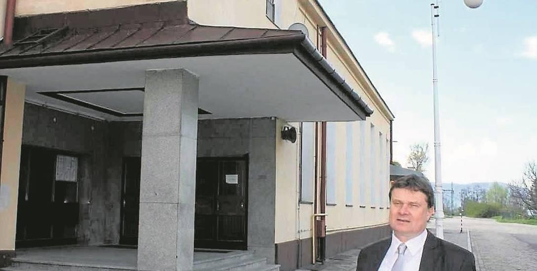 - Krynica potrzebuje nowych miejsc parkingowych i to zarówno dla mieszkańców, jak i odwiedzających nasze uzdrowisko turystów - mówi Dariusz Reśko, burmistrz