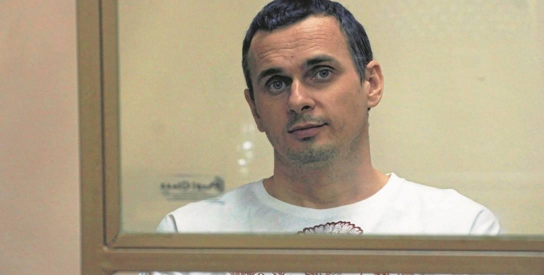 Oleg Sencow przebywa w rosyjskim łagrze