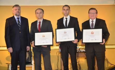 Adam Pawłowski (redaktor naczelny Głosu Wielkopolskiego), Mirosław Kubera, Michał Brzechwa, Mieczysław Kędzierski