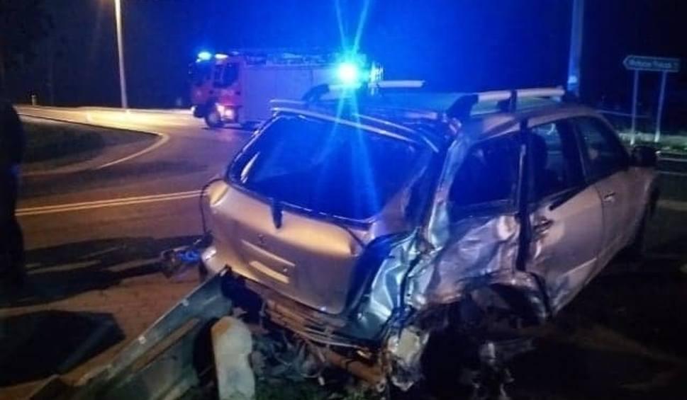 Film do artykułu: Śmiertelny wypadek na drodze krajowej numer 77 relacji Stalowa Wola - Sandomierz. Nie żyje motocyklista (ZDJĘCIA)