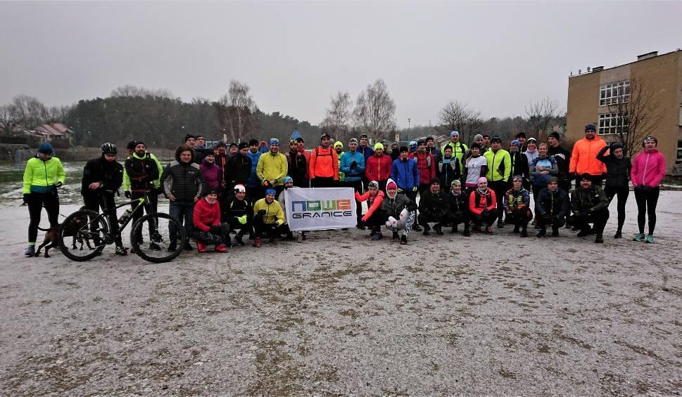 Film do artykułu: Zielona Góra. Za nami pierwszy trening przed V Ultramaratonem Nowe Granice. Był mroźno, ale przyjemnie!