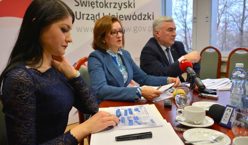 Film do artykułu: Wojewoda Agata Wojtyszek podsumowała rok rządów (WIDEO)