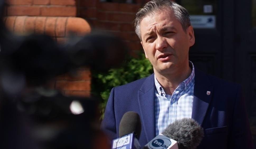 Film do artykułu: Robert Biedroń wytacza proces wyborczy w słupskiej sprawie