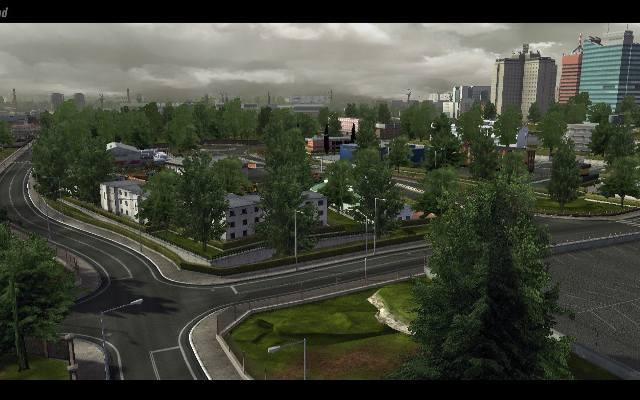 Euro Truck Simulator 2: Recenzja z ciężarówkami