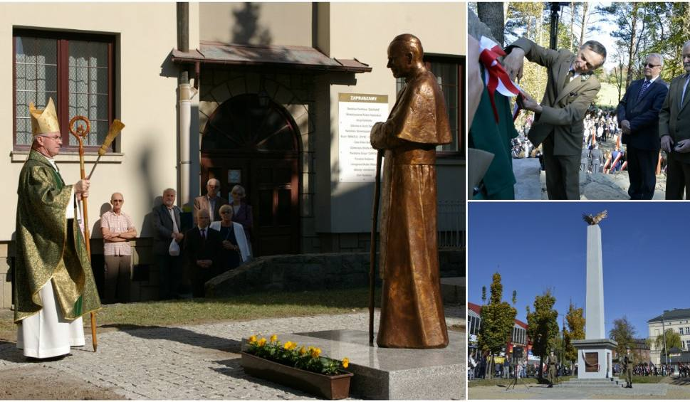 Film do artykułu: Dwa pomniki w Gorlicach i  kopiec Piłsudskiego w Śnietnicy to nowe dzieła na szlakach pamięci powiatu gorlickiego